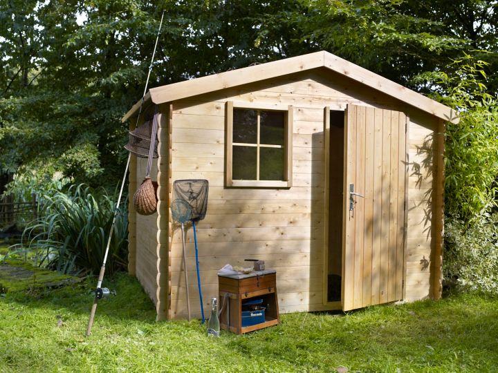Comment installer un abri de jardin castorama - Comment installer un abri de jardin en bois ...