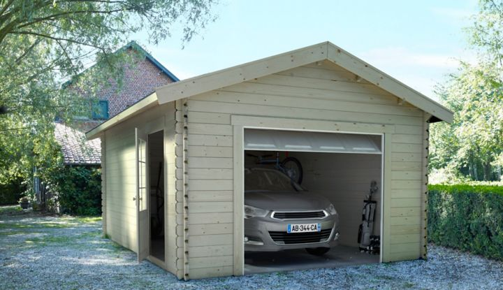 Quel garage ou carport choisir