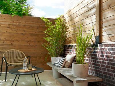 comment cacher vis a vis jardin dcouvrez solutions pour se cacher duun vis vis dans votre. Black Bedroom Furniture Sets. Home Design Ideas