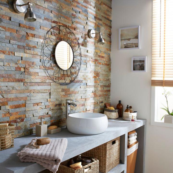 quelles plaquettes de parement choisir castorama. Black Bedroom Furniture Sets. Home Design Ideas