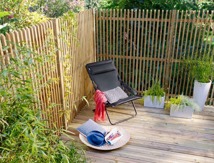 Préparer l\'installation de panneaux de jardin | Castorama
