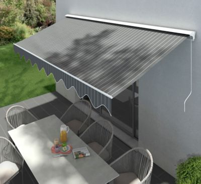 store banne electrique castorama amazing tonnelle pliante. Black Bedroom Furniture Sets. Home Design Ideas