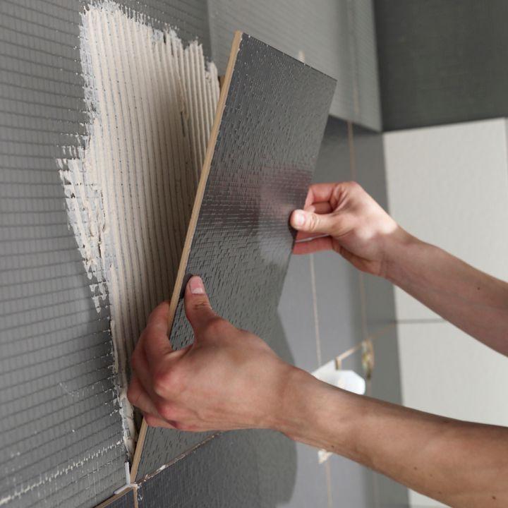 Comment Poser Du Carrelage Mural Castorama - Comment poser carrelage mural salle de bain