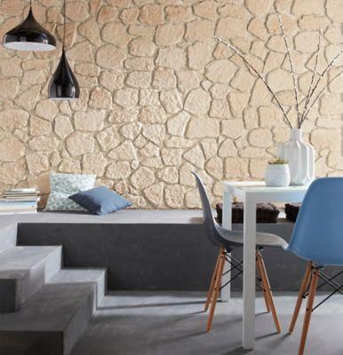 ides et conseils comment poser des plaquettes de parement with plaquette de parement bois recycl. Black Bedroom Furniture Sets. Home Design Ideas