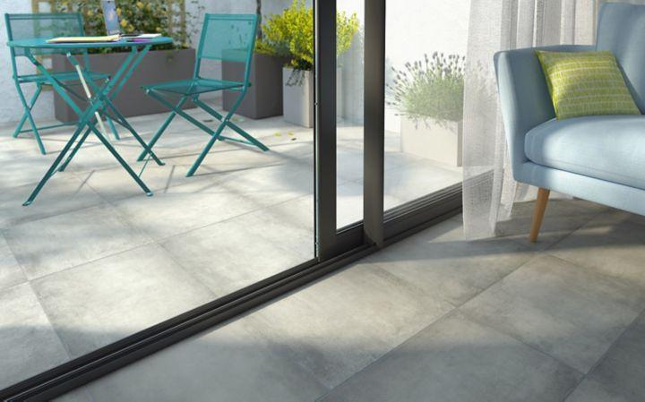 choisir un carrelage ext rieur castorama. Black Bedroom Furniture Sets. Home Design Ideas