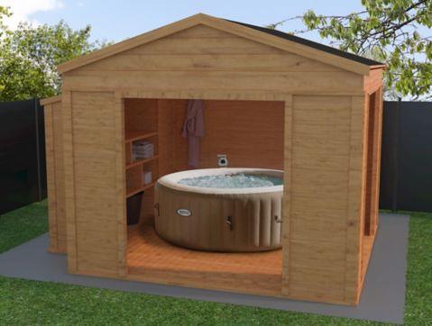 structure bois pour spa gonflable prix d un jacuzzi piscines spas quelle structure support pour. Black Bedroom Furniture Sets. Home Design Ideas