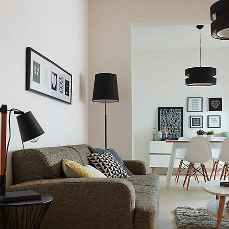 luminaire et clairage int rieur castorama. Black Bedroom Furniture Sets. Home Design Ideas