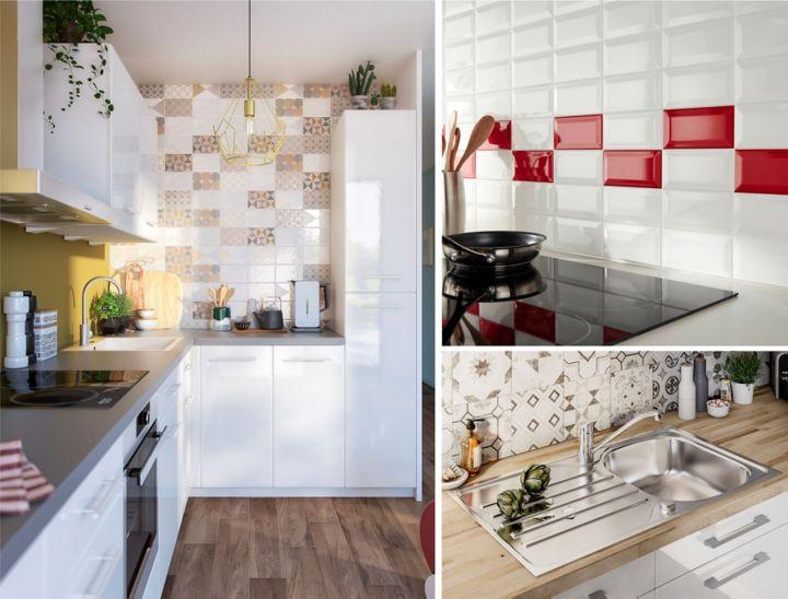 Choisir Un Revêtement Mural Pour La Cuisine Castorama