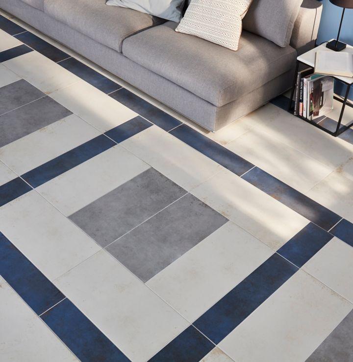 Choisir Un Sol Pour La Déco Castorama - Plinthe carrelage et tapis cosy