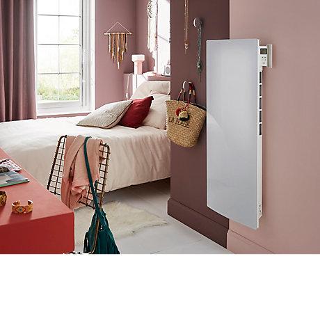 chauffage lectrique castorama. Black Bedroom Furniture Sets. Home Design Ideas