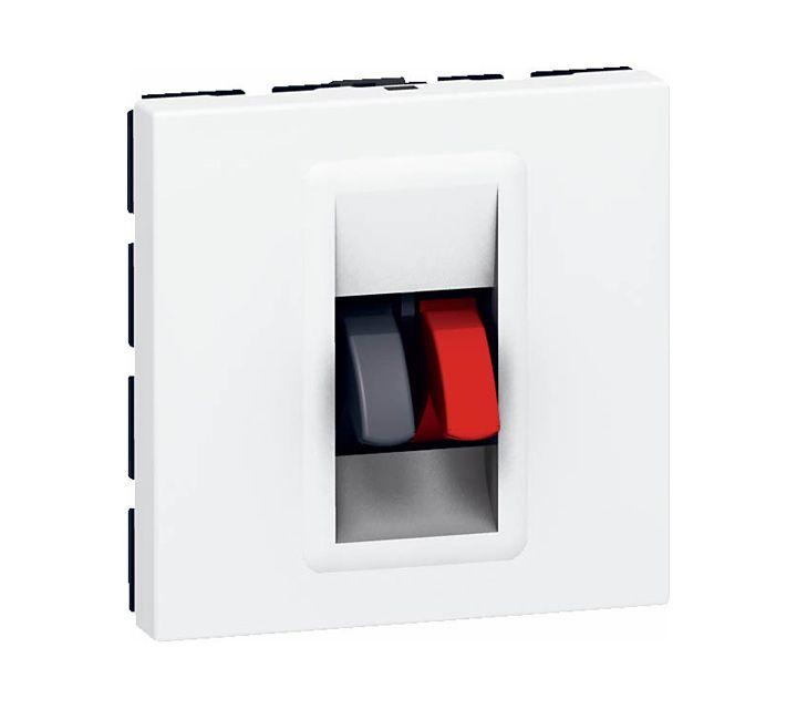 choisir des prises et interrupteurs castorama. Black Bedroom Furniture Sets. Home Design Ideas