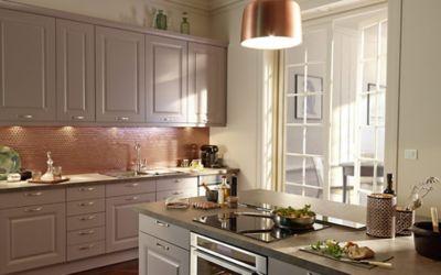 Décoration et luminaire de cuisine