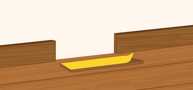 comment poser des plinthes en bois castorama. Black Bedroom Furniture Sets. Home Design Ideas