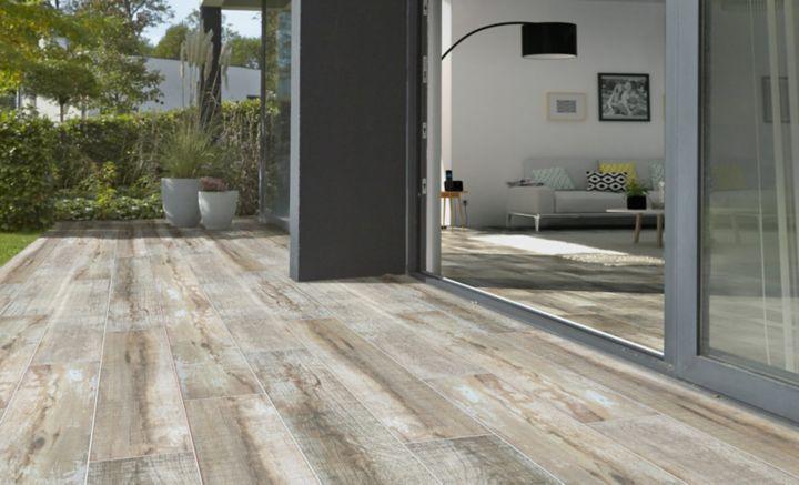 choisir un rev tement pour terrasse ou all e castorama. Black Bedroom Furniture Sets. Home Design Ideas