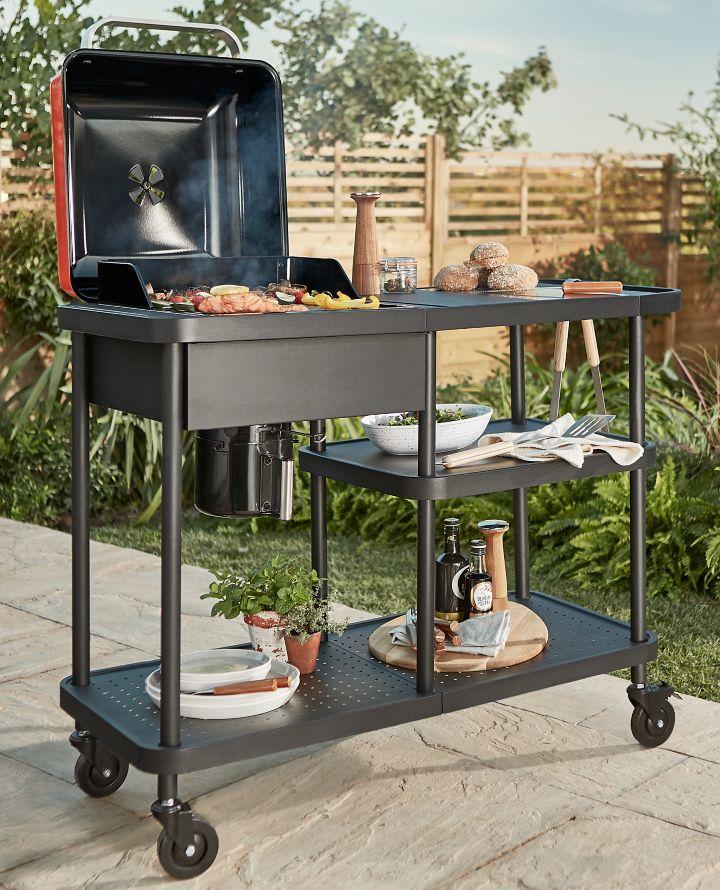 Choisir Un Barbecue Au Charbon De Bois Castorama