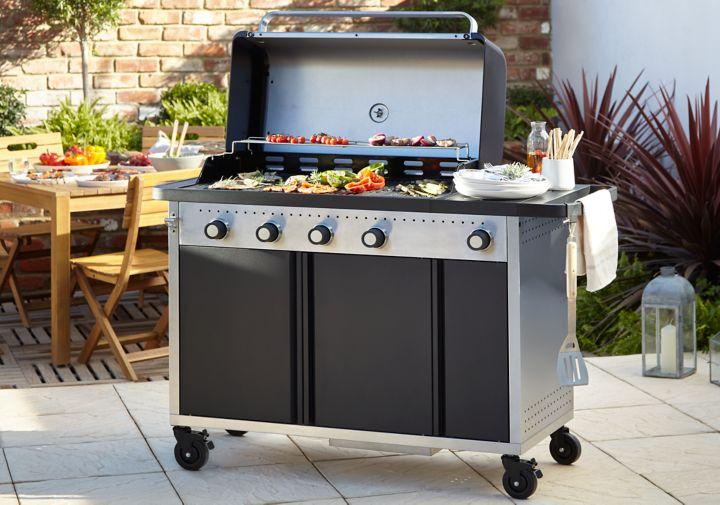 Choisir un barbecue à gaz