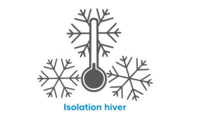 Isolation thermique hiver
