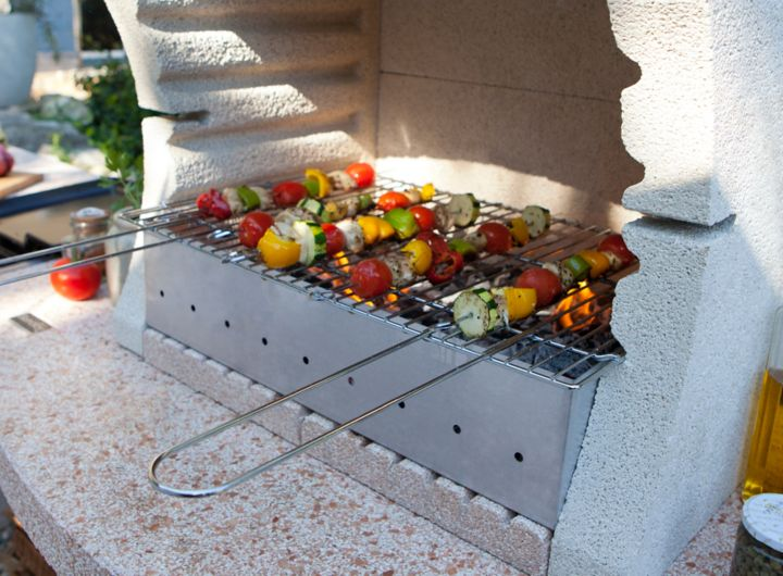 Comment installer un barbecue fixe