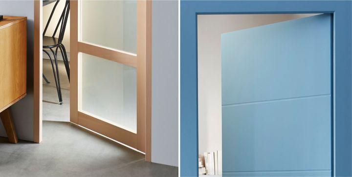 Les types de pose de blocs portes