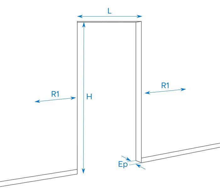3f49fbd2581ace Comprendre les portes intérieures | Castorama