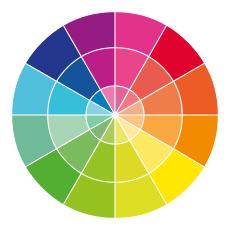 Les Couleurs De Peinture choisir et associer les couleurs de peinture | castorama