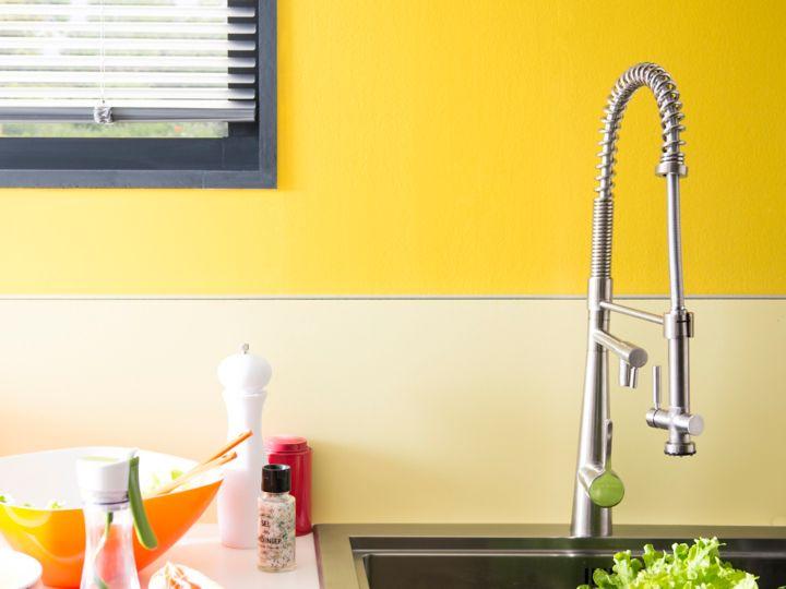 choisir et associer les couleurs de peinture castorama. Black Bedroom Furniture Sets. Home Design Ideas