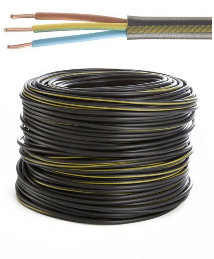Câbles et fils électriques d'installation ou de communication ?