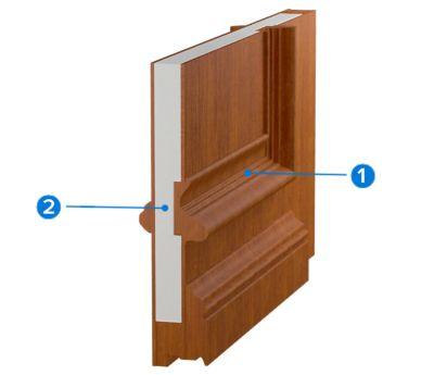 isolation thermique porte beautiful rideau isolant thermique castorama rideaux occultants pas. Black Bedroom Furniture Sets. Home Design Ideas
