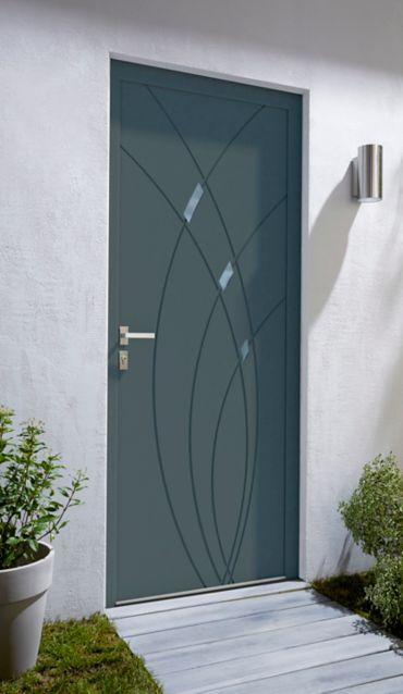 quelle porte d entr e choisir castorama. Black Bedroom Furniture Sets. Home Design Ideas