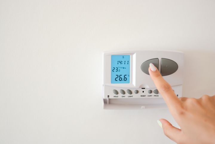 Le thermostat d'ambiance