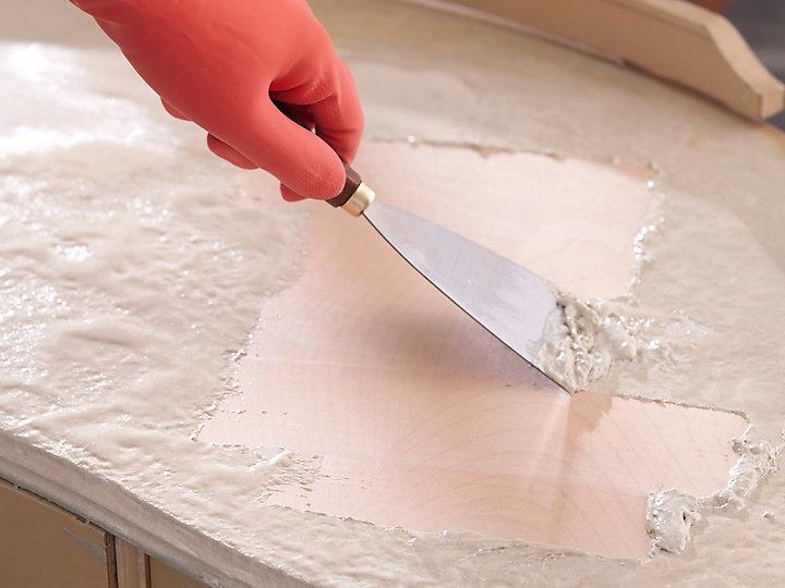 Comment d caper la peinture castorama - Decapant peinture fer ...
