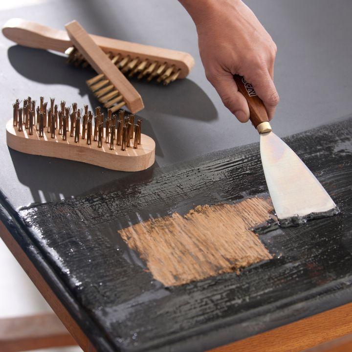 Comment Decaper La Peinture Castorama