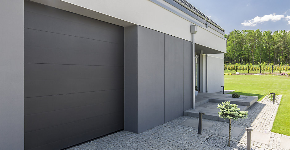Portes de garage sur mesure castorama - Porte garage sur mesure ...