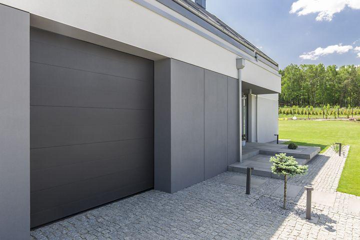 comment entretenir une porte de garage castorama