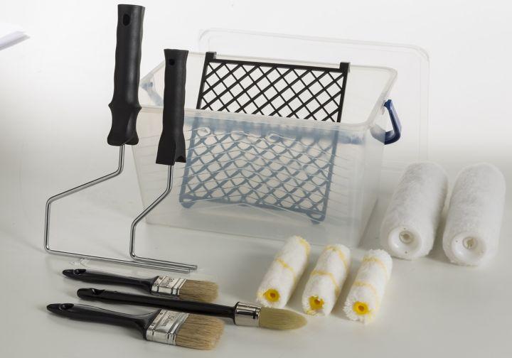 Comment nettoyer outils peinture