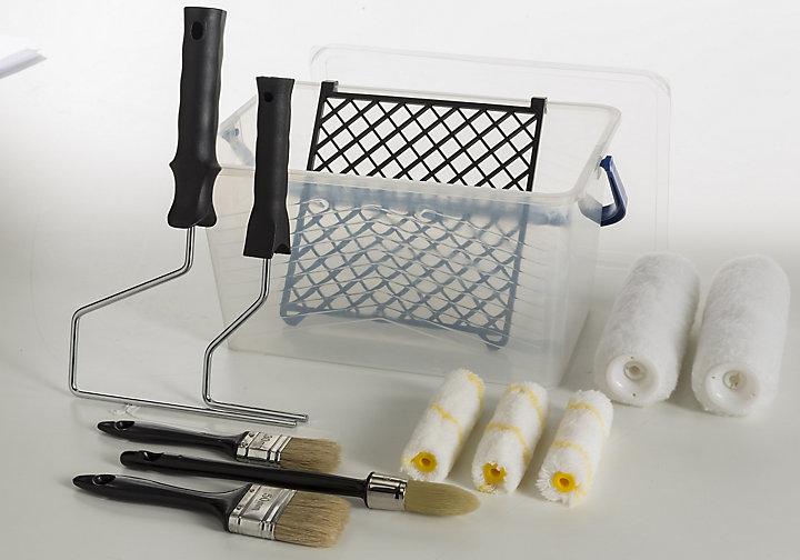 Comment nettoyer les outils de peinture