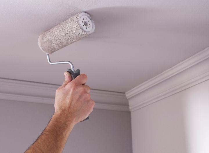 Comment Peindre Un Plafond  Castorama