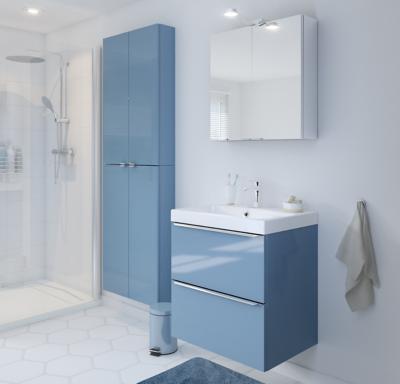 Comment poser un meuble sous vasque