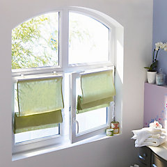 La fenêtre cintrée personnalisée