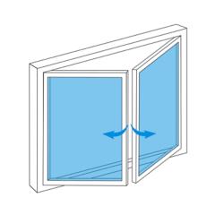 La fenêtre française personnalisée