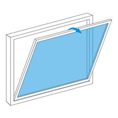 La fenêtre déroulante ou le soufflet sur mesure