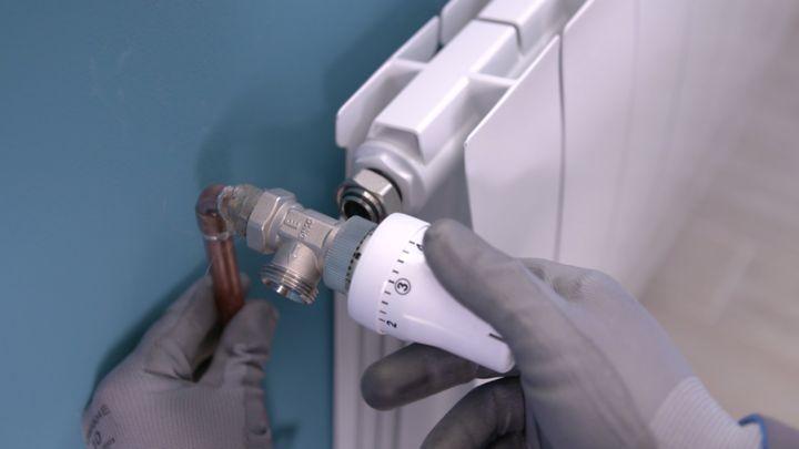 Comment Poser Un Robinet Thermostatique De Radiateur Castorama