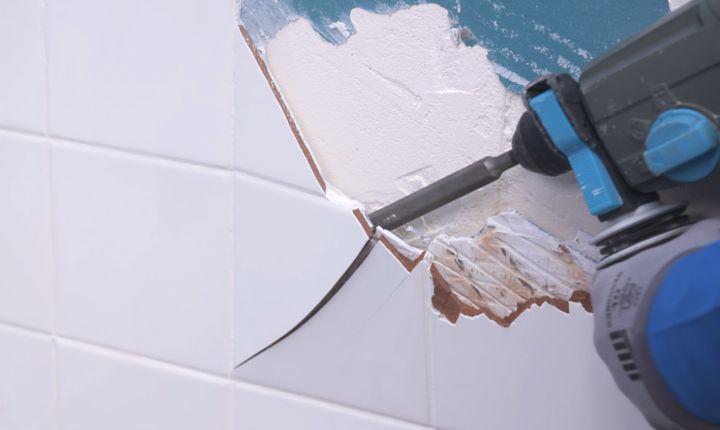 Comment Enlever Du Carrelage Mural Castorama