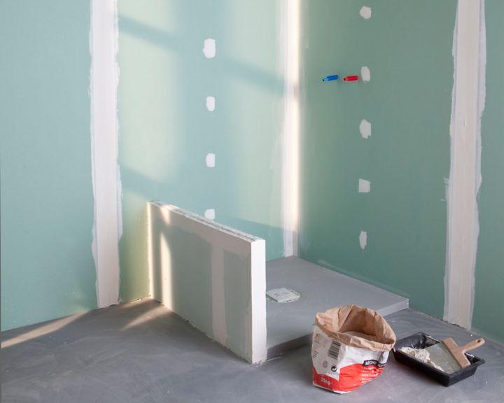 Comment monter une cloison en carreaux de plâtre | Castorama