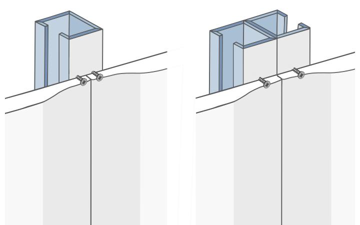 Comment monter une cloison en plaque de pl tre castorama - Placo 4 bords amincis castorama ...