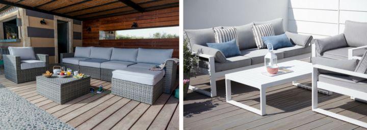 Choisir du mobilier de jardin | Castorama
