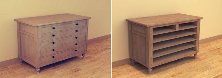 comment peindre un meuble en bois | castorama