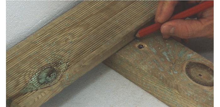 comment poser une terrasse en bois | castorama