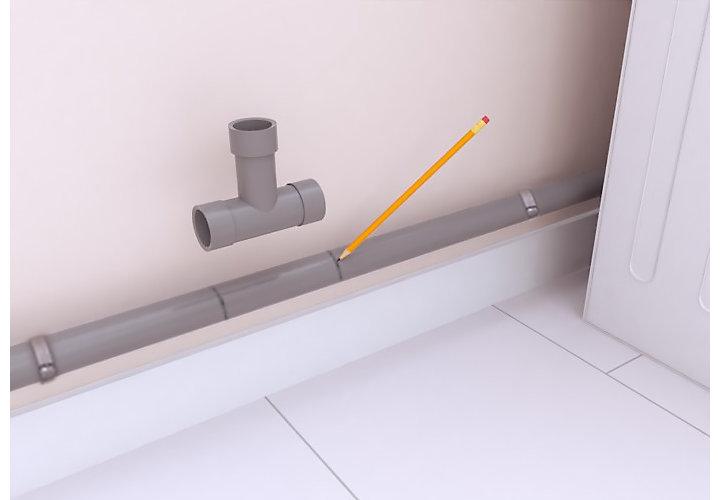 Pouvez-vous brancher un tuyau d'eau à un évier
