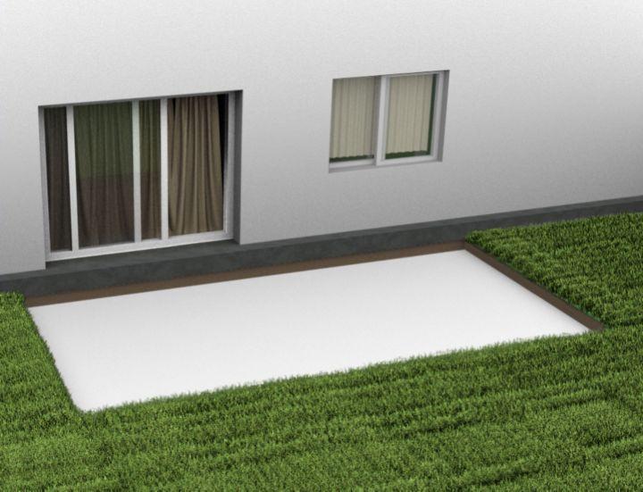 comment poser des dalles de terrasse castorama. Black Bedroom Furniture Sets. Home Design Ideas
